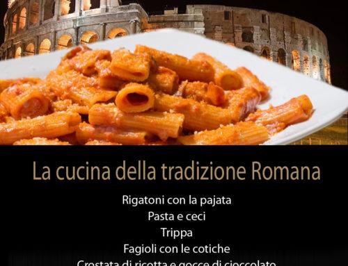 La cucina della tradizione Romana